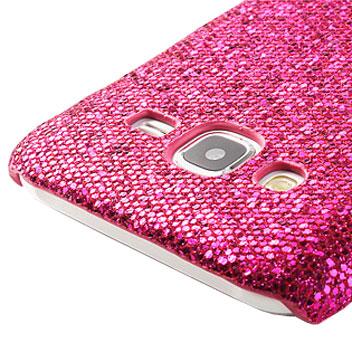 Olixar Samsung Galaxy J5 Glitter Case - Magenta