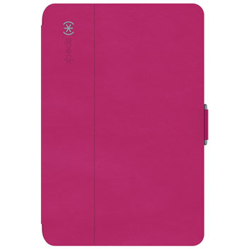 Speck StyleFolio iPad Mini 4 Case - Pink / Grey
