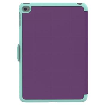 Speck StyleFolio iPad Mini 4 Case - Purple / Green