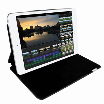 Piel Frama FramaSlim iPad Pro Leather Case - Black