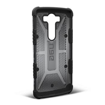 UAG Ash LG V10 Protective Case - Smoke