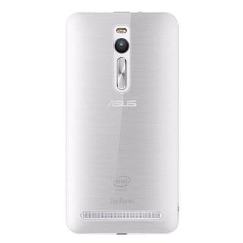 Flexishield Asus Zenfone 2 Case - Frost White