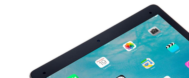 Moshi iVisor AG iPad Pro Screen Protector - Black