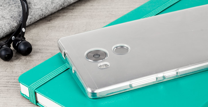FlexiShield Huawei Mate 8 Gel Case - 100% Clear