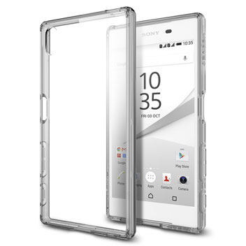 Spigen Ultra Hybrid Sony Xperia Z5 Case - Space Crystal