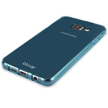 FlexiShield Samsung Galaxy A3 2016 Gel Case - Blue