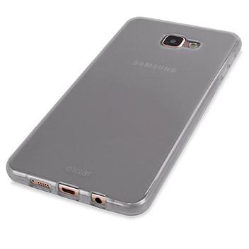 FlexiShield Samsung Galaxy A9 Gel Case - Frost White