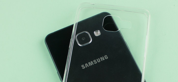 Olixar Ultra-Thin Samsung Galaxy A5 2016 Case - 100% Clear