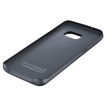 Official Samsung Galaxy S7 Edge Back Pack Battery Case - Black