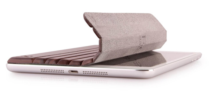 DODOcase Multi-Angle iPad Mini 4 Case - Fog / Geo