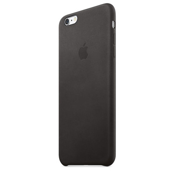 Official Apple iPhone 6 Plus Leather Case - Black