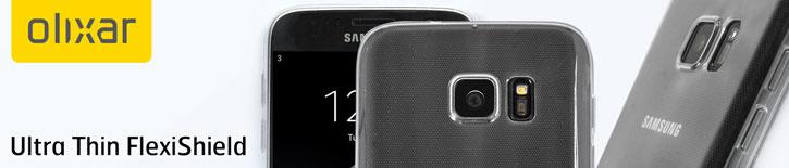 Olixar Ultra-Thin Samsung Galaxy S7 Case - 100% Clear