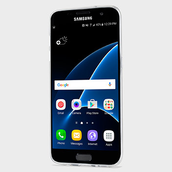 Olixar Ultra-Thin Samsung Galaxy S7 Edge Case - 100% Clear
