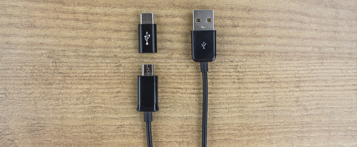 Olixar Micro USB To USB-C Adapter