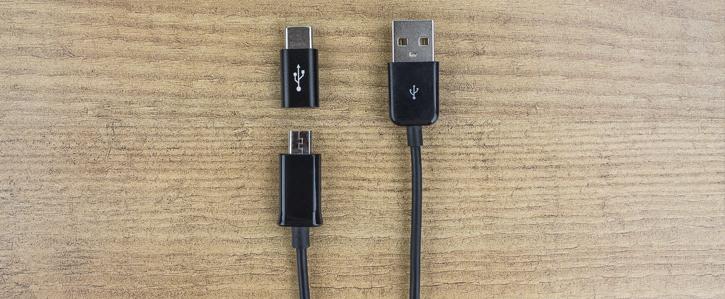 Adaptateur Olixar de Micro USB à USB-C