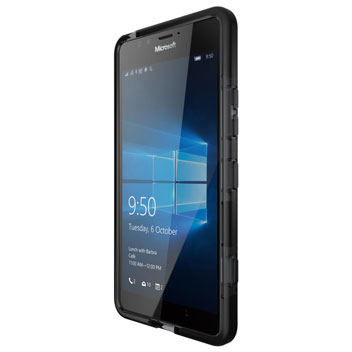 Tech21 Evo Check Lumia 950 Case - Smokey / Black