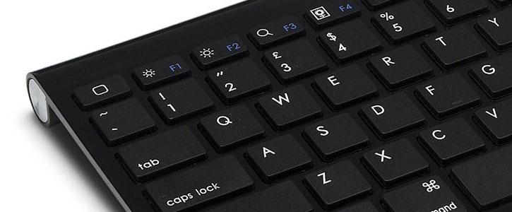Clavier QWERTY Bluetooth Smartphone & Tablette Kit: Premium Aluminium
