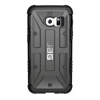 UAG Samsung Galaxy S7 Protective Case - Ash - Black