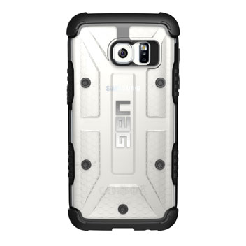 UAG Samsung Galaxy S7 Protective Case - Ice - Black