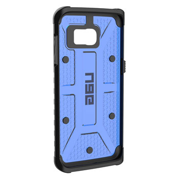 UAG Samsung Galaxy S7 Edge Protective Case - Cobalt - Black