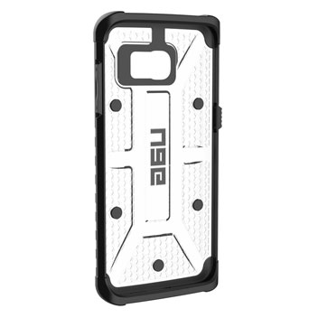 UAG Samsung Galaxy S7 Edge Protective Case - Ice - Black