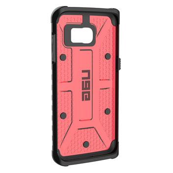 UAG Samsung Galaxy S7 Edge Protective Case - Magma - Black