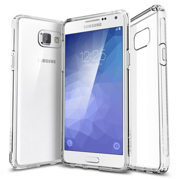 Spigen Ultra Hybrid Samsung Galaxy A5 2016 Case - Crystal Clear