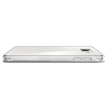 Spigen Ultra Hybrid Samsung Galaxy A7 2016 Case - Crystal Clear