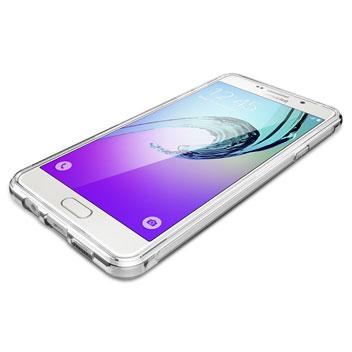 Spigen Ultra Hybrid Samsung Galaxy A7 2016 Case - Crystal Clear