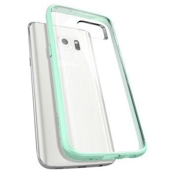 Spigen Ultra Hybrid Samsung Galaxy S7 Case - Mint