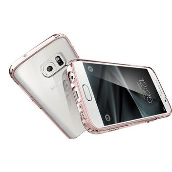 Spigen Ultra Hybrid Samsung Galaxy S7 Case - Crystal Rose