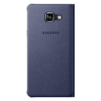 Official Samsung Galaxy A5 2016 Flip Wallet Cover - Sapphire