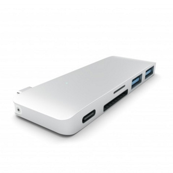 Satechi USB Type-C Hub with USB Charging Ports