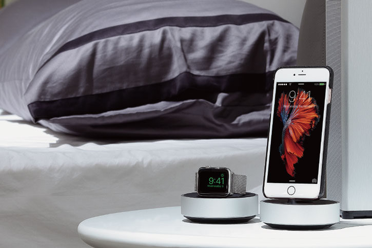 Just Mobile iPhone Lightning Sync & Charging HoverDock
