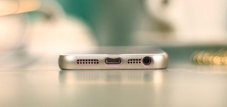 x doria bump gear plus iphone se aluminium bumper case   gold