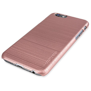 Motomo Ino Slim Line iPhone 6S / 6 Case - Rose Gold