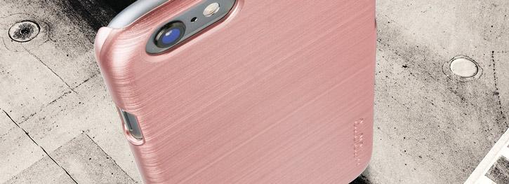 Motomo Ino Slim Line iPhone 6S / 6 Case - Rose Gold