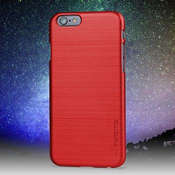 Motomo Ino Slim Line iPhone 6S / 6 Case - Wine Red