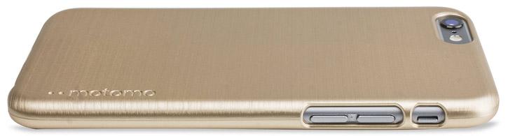 Motomo Ino Slim Line iPhone 6S / 6 Case - Gold