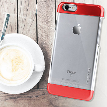Motomo Ino Wing iPhone 6S / 6 Case - Red