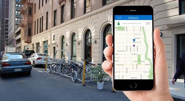 Noke App-Controlled Smart Padlock