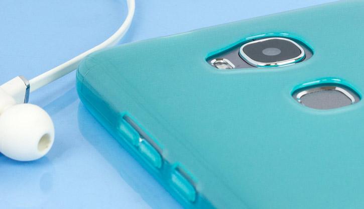FlexiShield Huawei Honor 5X Case - Blue