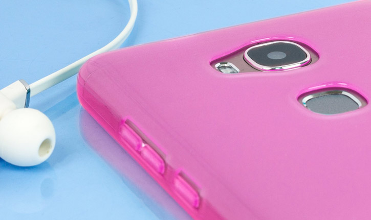 FlexiShield Huawei Honor 5X Case - Pink