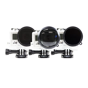 PolarPro GoPro Above Water Filter 3 Pack