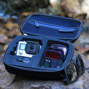 PolarPro Trekker 1 GoPro Storage Case - Black