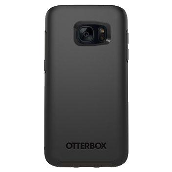 OtterBox Symmetry Samsung Galaxy S7 Case - Black