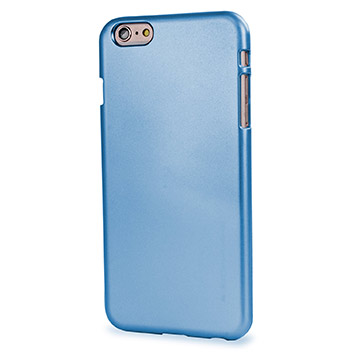 Mercury Goospery iJelly iPhone 6S / 6 Gel Case - Metallic Blue
