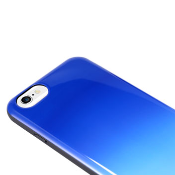 Shumuri Duo iPhone 6S Plus / 6 Plus Case - Azul Blue