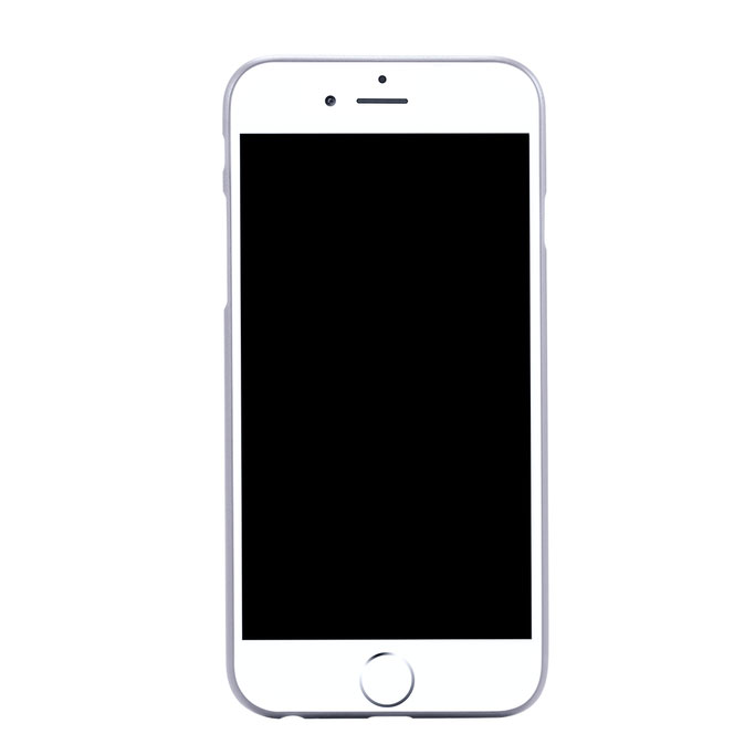 Shumuri The Slim Extra iPhone 6S / 6 Case - Silver