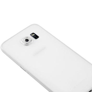 Shumuri Slim Extra Samsung Galaxy S6 Case - Clear